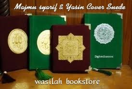 Yasin & Tahlil Cover Kain Bludru Harga Rp.40rb